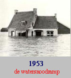 De watersnoodramp in 1953