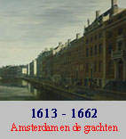 Amsterdam en de grachten